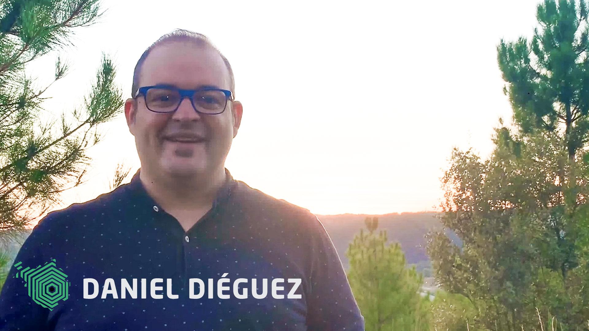 Daniel Diéguez, mentor de RR_dTerritorio