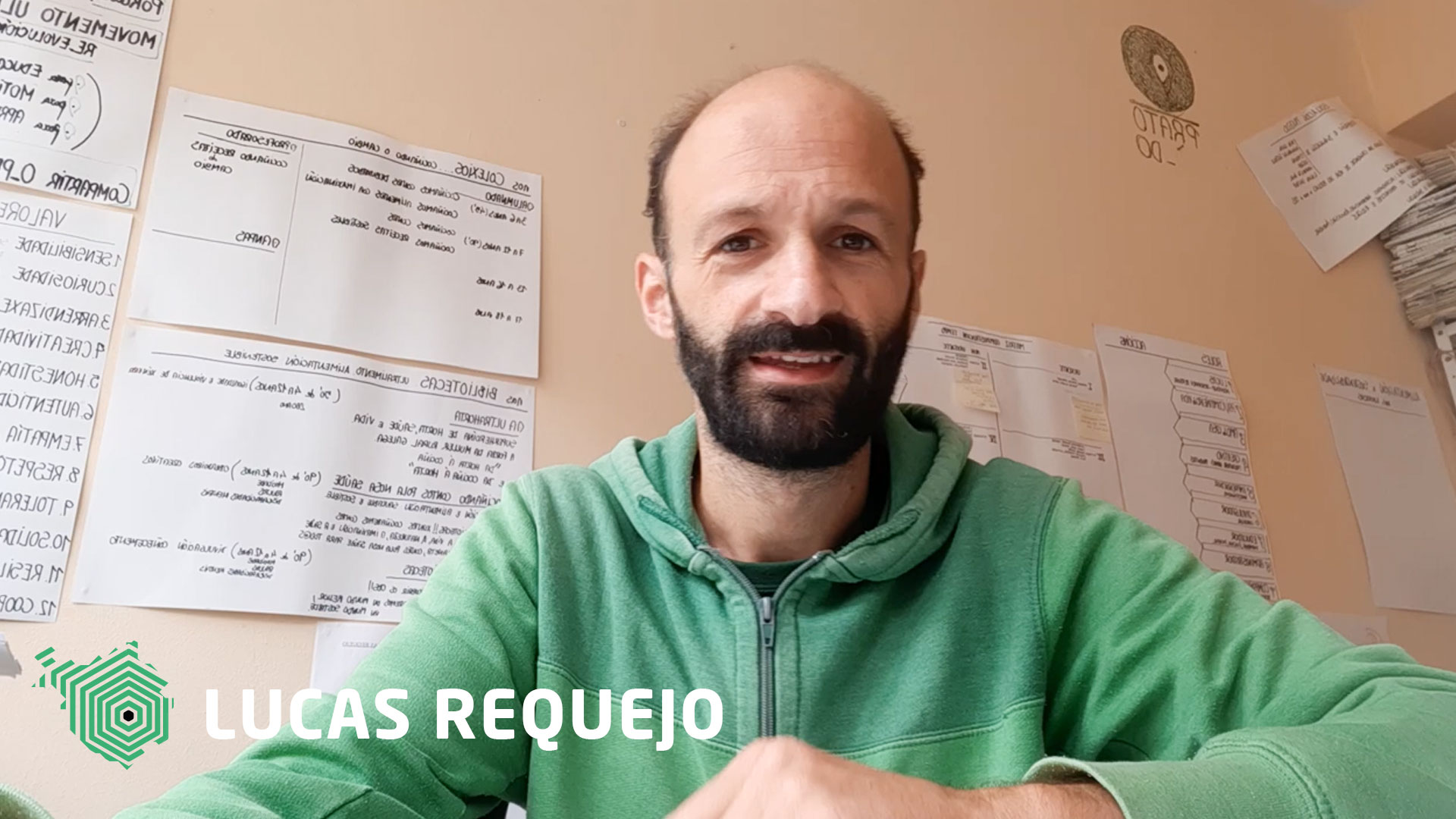 Lucas Requejo, mentor RR_dTerritrio