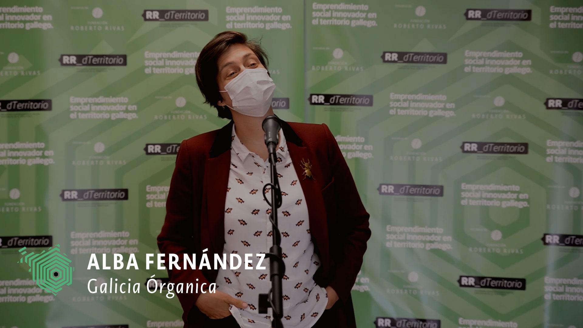 Galicia Orgánica de Alba Fernández