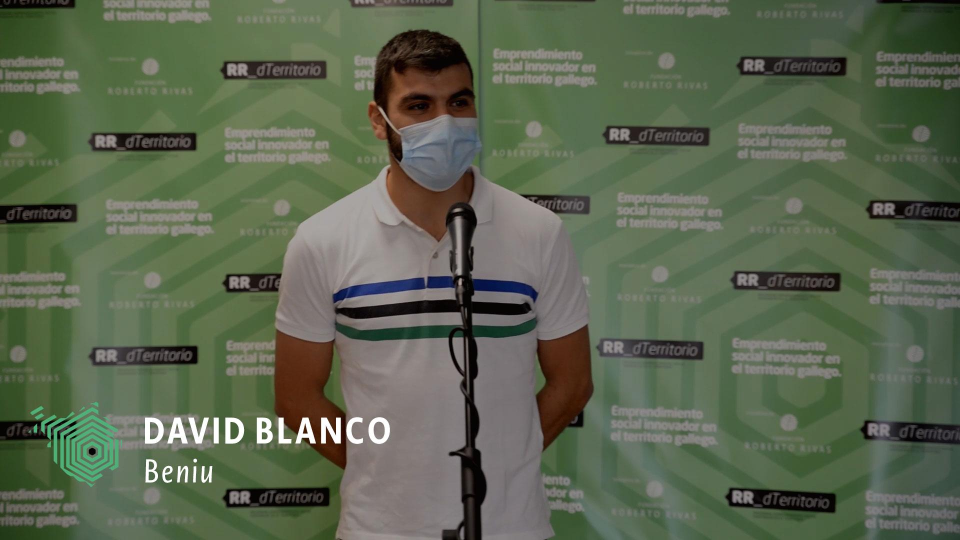 Beniu de David Blanco