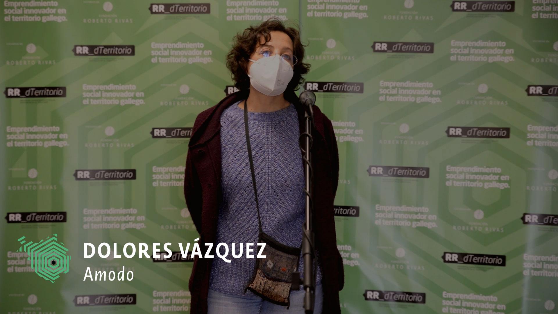 Amodo de Dolores Vázquez