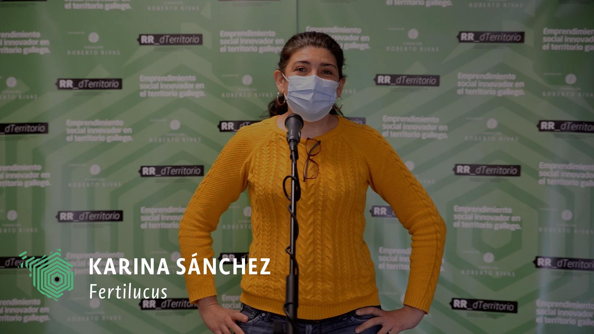 Fertilucus: el proyecto de Karina Sánchez