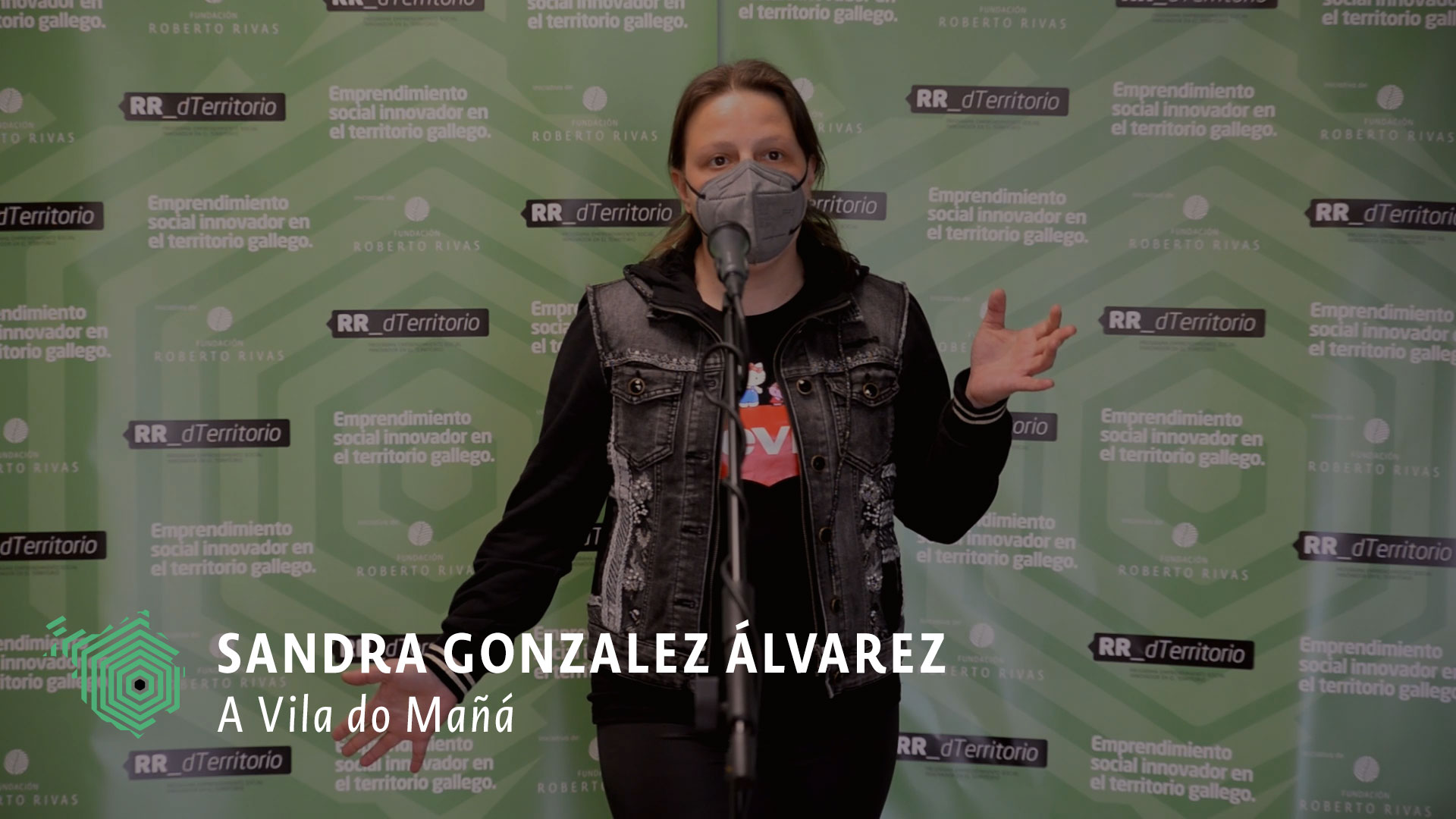 A Vila do Mañá de Sandra González