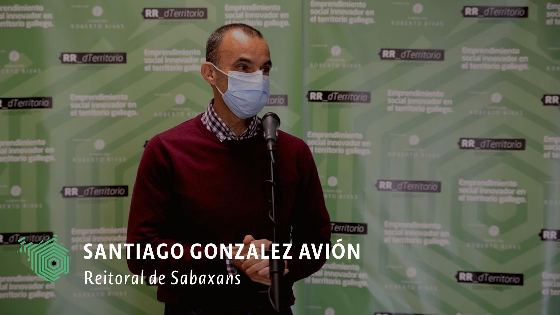 Reitoral de Sabaxáns de Santiago González